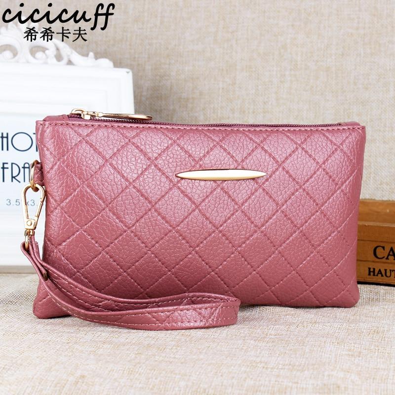 ed425381c804b HOT SALE] Women Wallet Long Fashion Zipper Clutch Hand Bag 2019 New ...