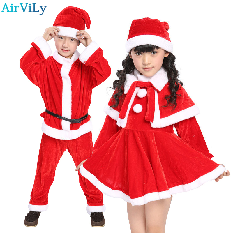 2017 Christmas Baby Romper Boys Girls Xmas Clothes Sets Children Dress Kids Santa Claus Costume Suit With Hats Roupas de natal christmas gift 2016 hot baby jumpsuit santa claus clothes kids overalls newborn boys girls romper children costume