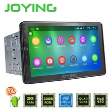 "Joying 2GB+32GB Quad Core HD Full Touch Screen 8"" Android 5.1 Car Radio stereo HU steering-wheel car-styling GPS Navigation"