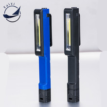 [TAIYI] Ultra Bright COB 160 Lumen LED Pocket Pen Work Light with Rotating Magnetic Clip. Camping, Household, Workshop