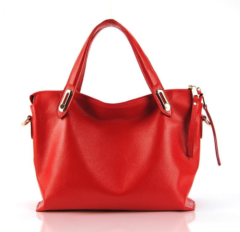 купить Details about Women Genuine Soft Leather Shoulder Handbag Casual Daily Bag Purse Tote Satchel недорого
