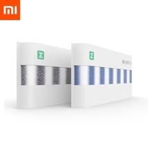 מקורי Xiaomi ZSH Polyegiene Antibacterical מגבת ספורט סדרת 100% כותנה 2 צבע מאוד סופג עבור אמבט פנים במלאי