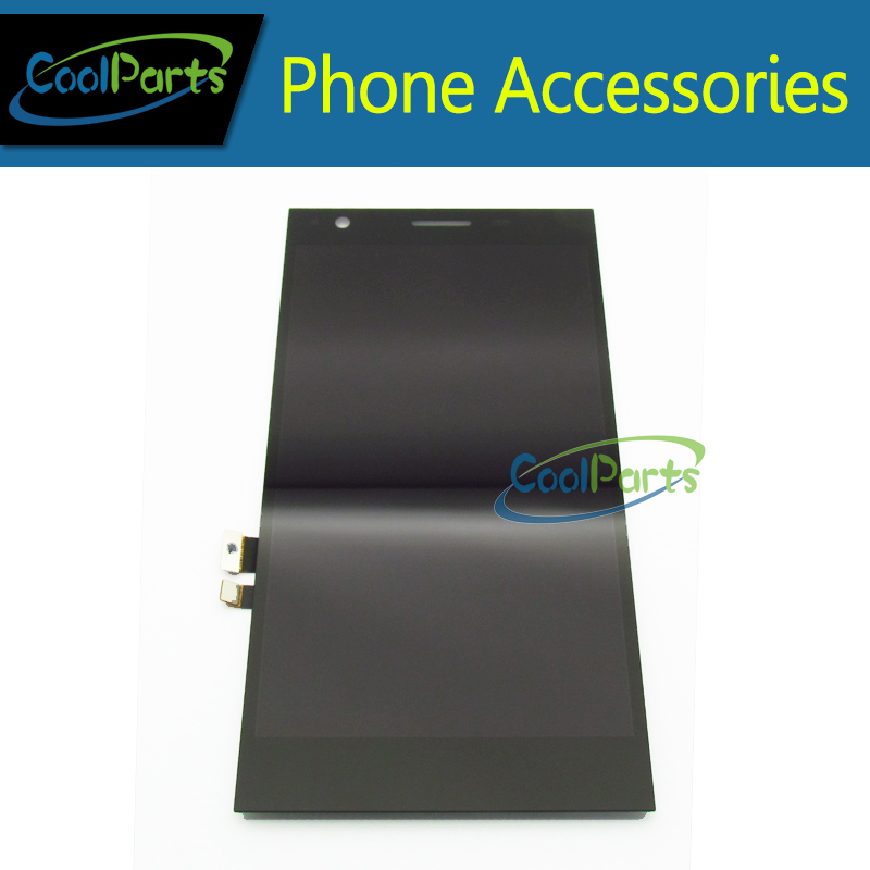 1PC/Lot High Quality Black color LCD Display and Touch Screen Digitizer Assembly For ZTE Blade Vec 4G Free Shipping