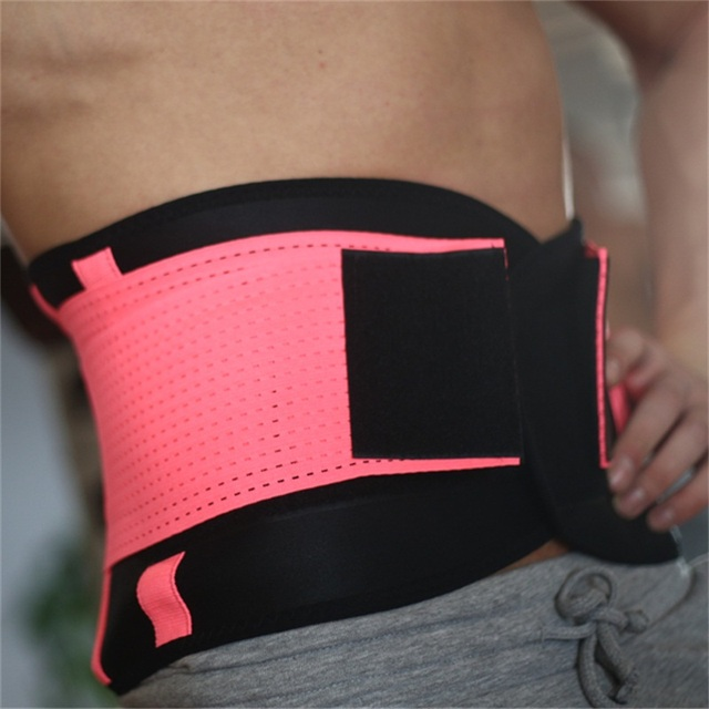 Waist Cincher Tummy Trimmer Trainers Belt Weight Loss Slimming Women Workout Corset Gym Belt Free Shipping
