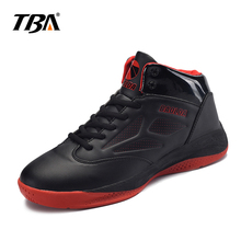 New arrival Men's Basketball Shoes Rubber Basketball Sneakers Shock Absorption Breathable Shoes Athletic Boots For Male(China)