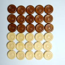 30 шт./компл. западные двойные Land шахматные фигуры 28 мм деревянные шахматы игра шахматы нард аксессуары