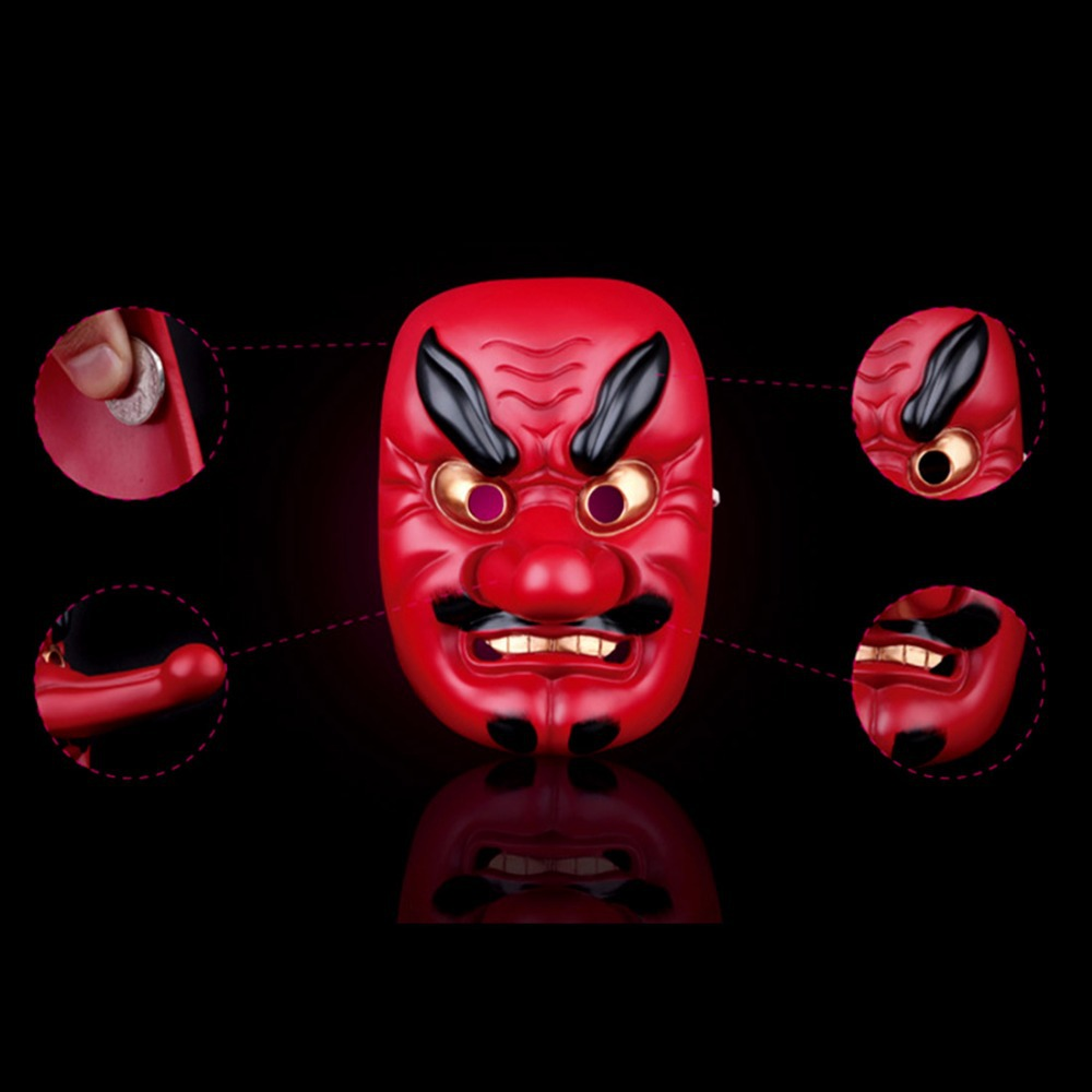 Online Alışveriş Resin Japanese Buddhist Traditional Warrior ...