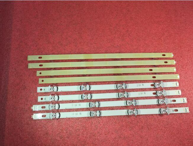 100%Neworigin Full Backlight LED Strips For LC420DUE LG TV LG42LB580V INNOTEK DRT 3.0 42