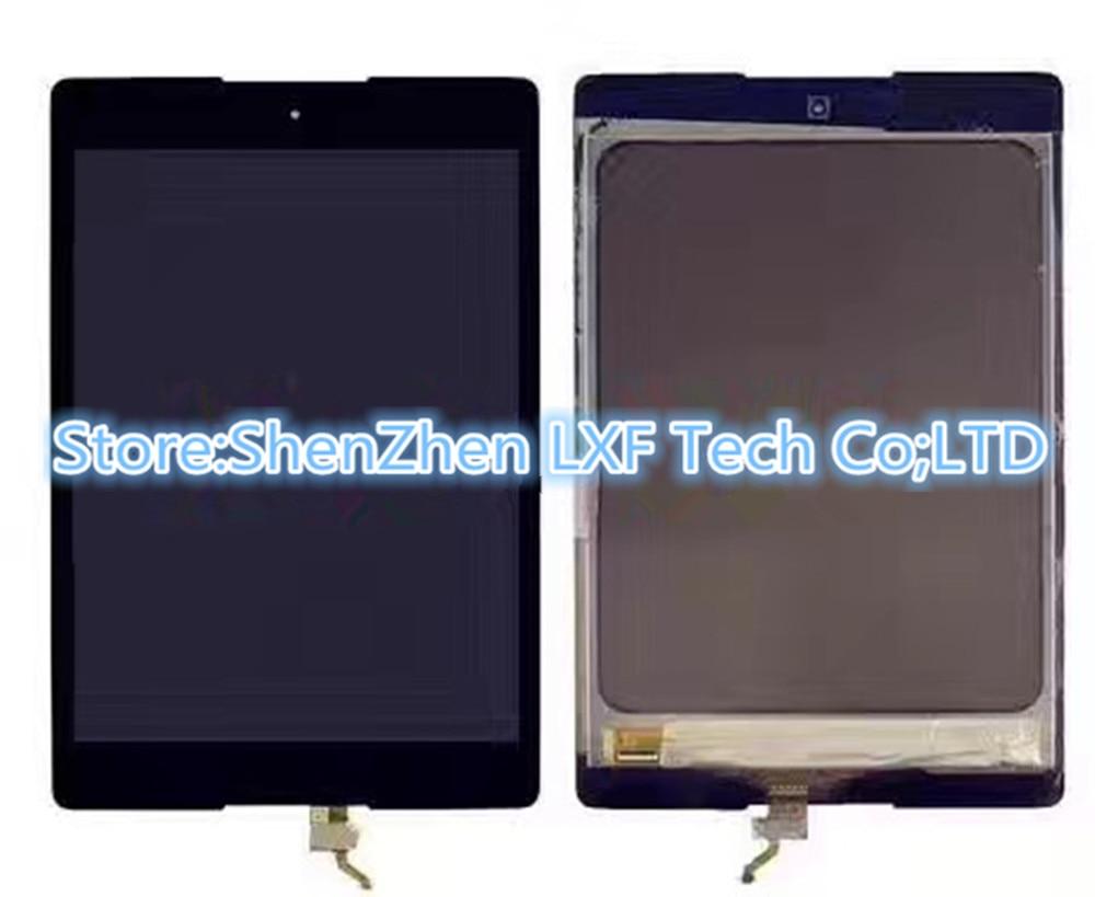 Nouvel écran LCD 9 ''d'origine pour Google Nexus 9 avec écran tactile noir