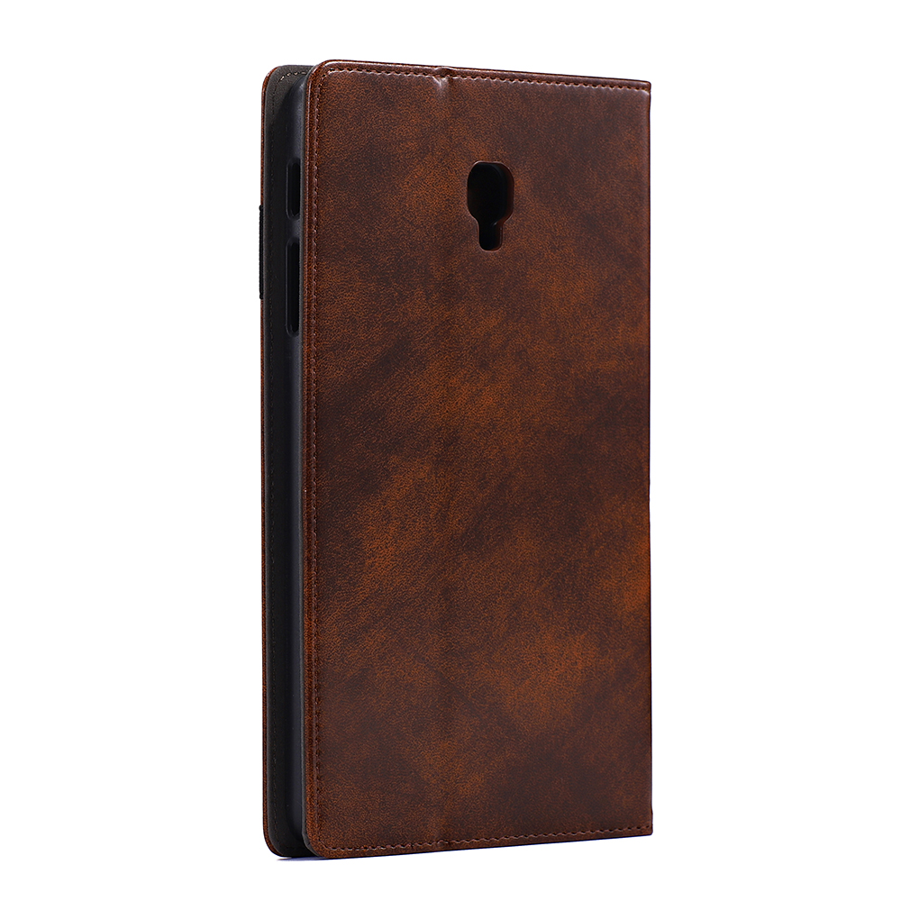 8.0'' For Samsung Galaxy Tab A 8.0 2017 T380 T385 Tablet Case PU Leather Case Protective Cover Card Kickstand Hard PC Back Cover