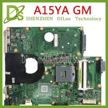 цена на KEFU A15AY For ASUS A15 A15AY laptop motherboard A15YA Mainboard rev2.1Tested motherboard 100% work