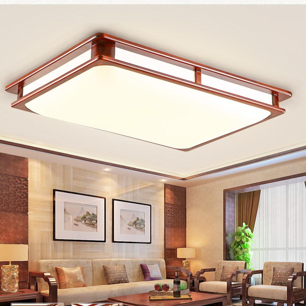 Modern ah ap tavan tasar m ile yatak odas dekorasyonu -  St In Tarz Yatak Odas Ah Ap Tavan Led I Klar 110 V 220 V Led Tavan