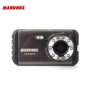 Image 4 - MARUBOX M260IPS รถ DVR กล้อง Dash Full HD 1920x1080 Dual Lens Dashcam พร้อมกระจกมองหลังกล้องสำหรับบันทึกภาพ video Registrator