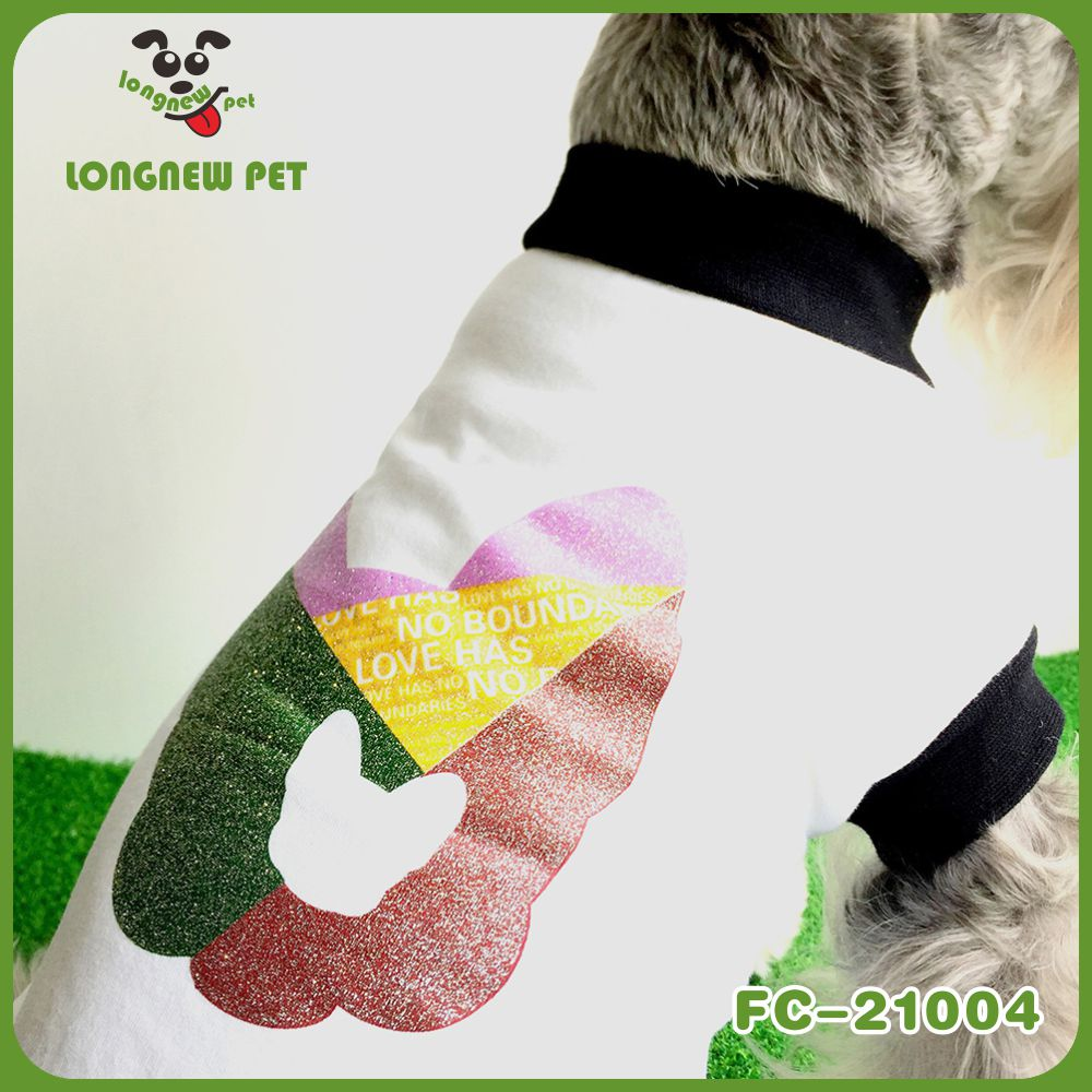 New Spring/Summer All Seasons Love French Bulldog Print Sporty Designer Cotton Unisex Tank Top Tee