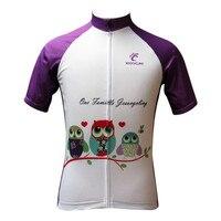 High Quality Female Cartoon Vintage Spring Summer T Shirt Clothing Tops Animal Owl Print T Shirt