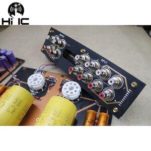 Image 4 - Reference Rogue Audio R99 przedwzmacniacz przedwzmacniacza HiFi przedwzmacniacz zestawy DIY nie zawiera 6SN7 12AU7 Tube