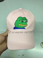 89add93a1f4 SAD KERMIT TEA Hat (slide buckle) none of my business emoji king lebron  james