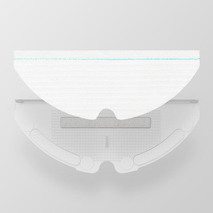 Image 3 - 60 pcs המקורי Roborock רובוט ואקום חלק של חד פעמי לשטוף בד של רובוטית שואב אבק סמרטוט עבור Roborock שואב אבק