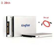 """Kingfast f6 marca de alta calidad de metal 2.5 """"interna 60 GB sata3 SSD Unidad de disco duro de Estado Sólido SATAIII 6 GBps para el ordenador portátil y de escritorio"""