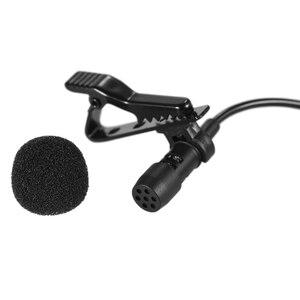 "Image 4 - 150 ס""מ מיני USB נייד USB מיקרופון מיקרופון קליפ על סטריאו Omni directional מיקרופון מיקרופון למחשב מחשב אוניברסלי"