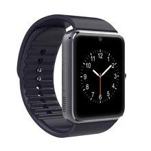 Smart Watch GT08 Uhr Sync Notifier Unterstützung Sim-karte Bluetooth-konnektivität Apple iphone Android Telefon Smartwatch Uhr