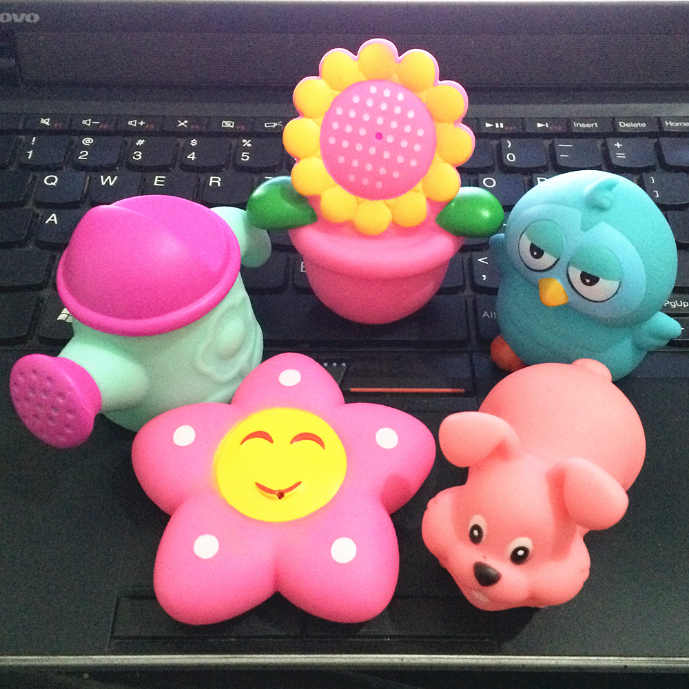 Soft Rubber Toys For Baby Girls 100 Safe Material For