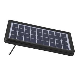 Image 2 - Painel solar de célula solar 9v 3w, poly silicone placa solar 93% transmissão de luz à prova d água painel solar acessórios para carregador de energia
