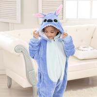 Baby autumn winter children cartoon sleeper flannel dinosaurs animals leisurewear hooded pajamas + shoes
