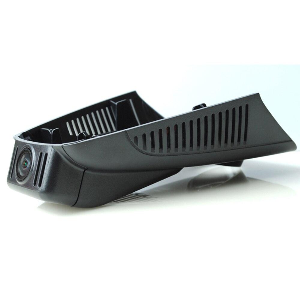 For Benz GLA  2015 2016 Car Wifi Dvr Mini Camera Novatek 96658 Driving Recorder Car Dash Cam Video Recorder Black Box for vw eos car driving video recorder dvr mini control app wifi camera black box registrator dash cam original style