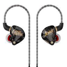 New OperaFactory OS1 In-ear Monitor Dynamic Earphone HIFI DJ Earbud Earplug With