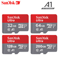 Sandisk Micro SD card Class10 TF card16gb 32gb 98Mb/s 64gb 128gb 200GB 100Mb/s memory card for samrtphone and table PC