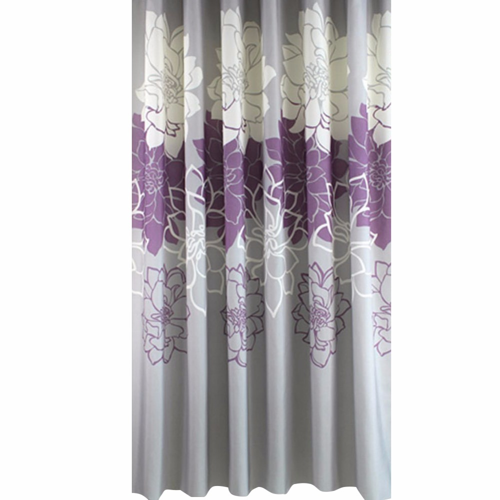 Unique Lavender Shower Curtains Moon Butterfly Fairy Curtain ...