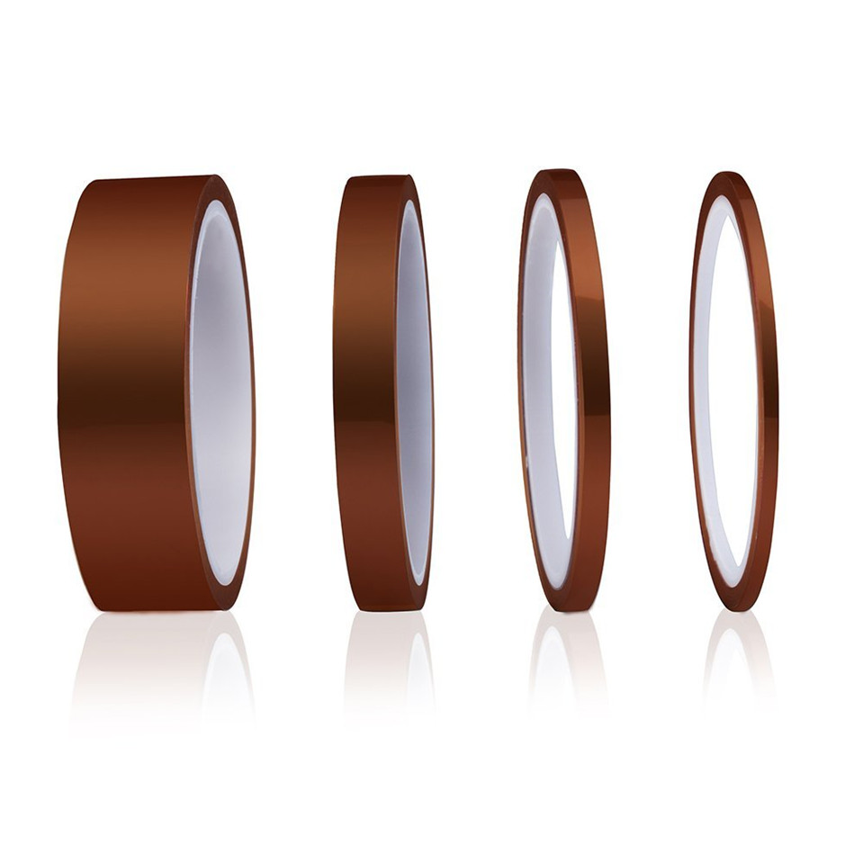 Polyimide Tape Soldering Shielding Self-adhesive High Temperature Heat Resistant Tape For BGA PCB SMT