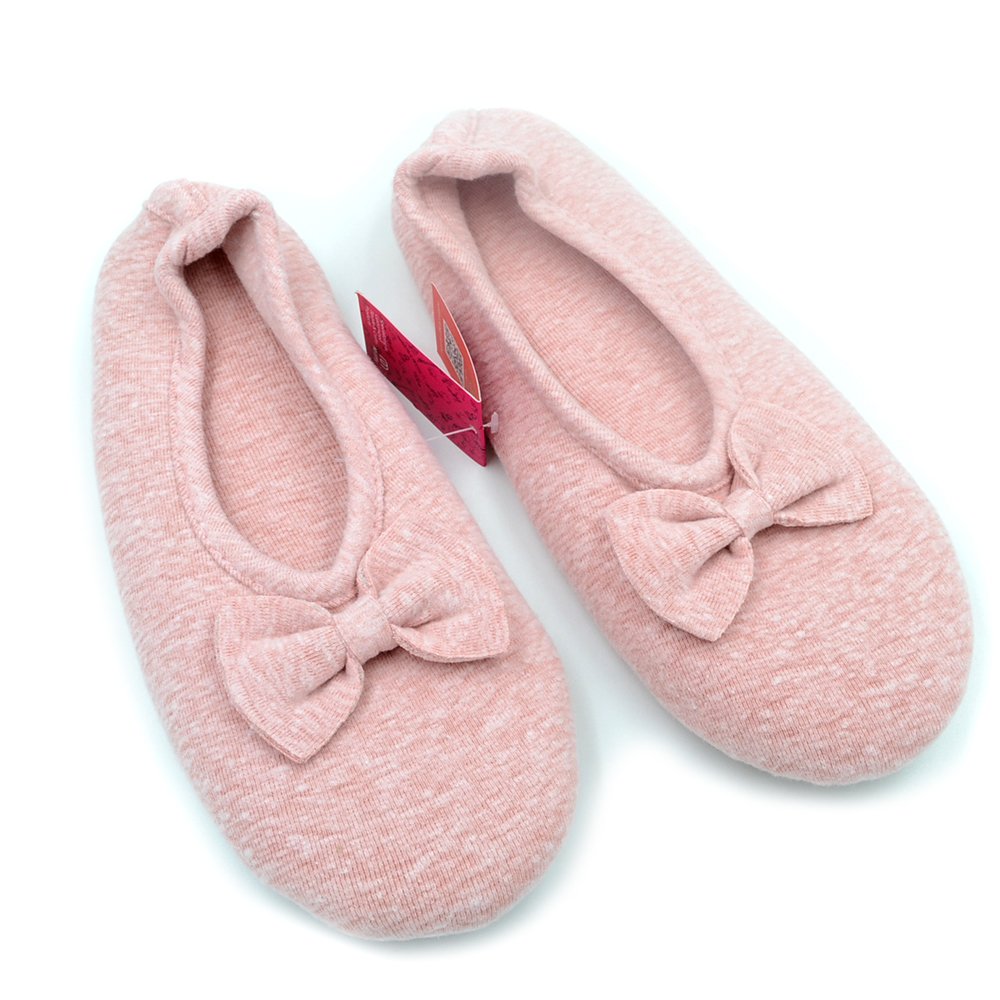 b978535321 Millffy Women's Comfort Memory Foam Breathable Knitted Terry Lining  Washable Ballerina Slippers Anti Skid House Indoor Shoes-in Women's Flats  from Shoes on ...