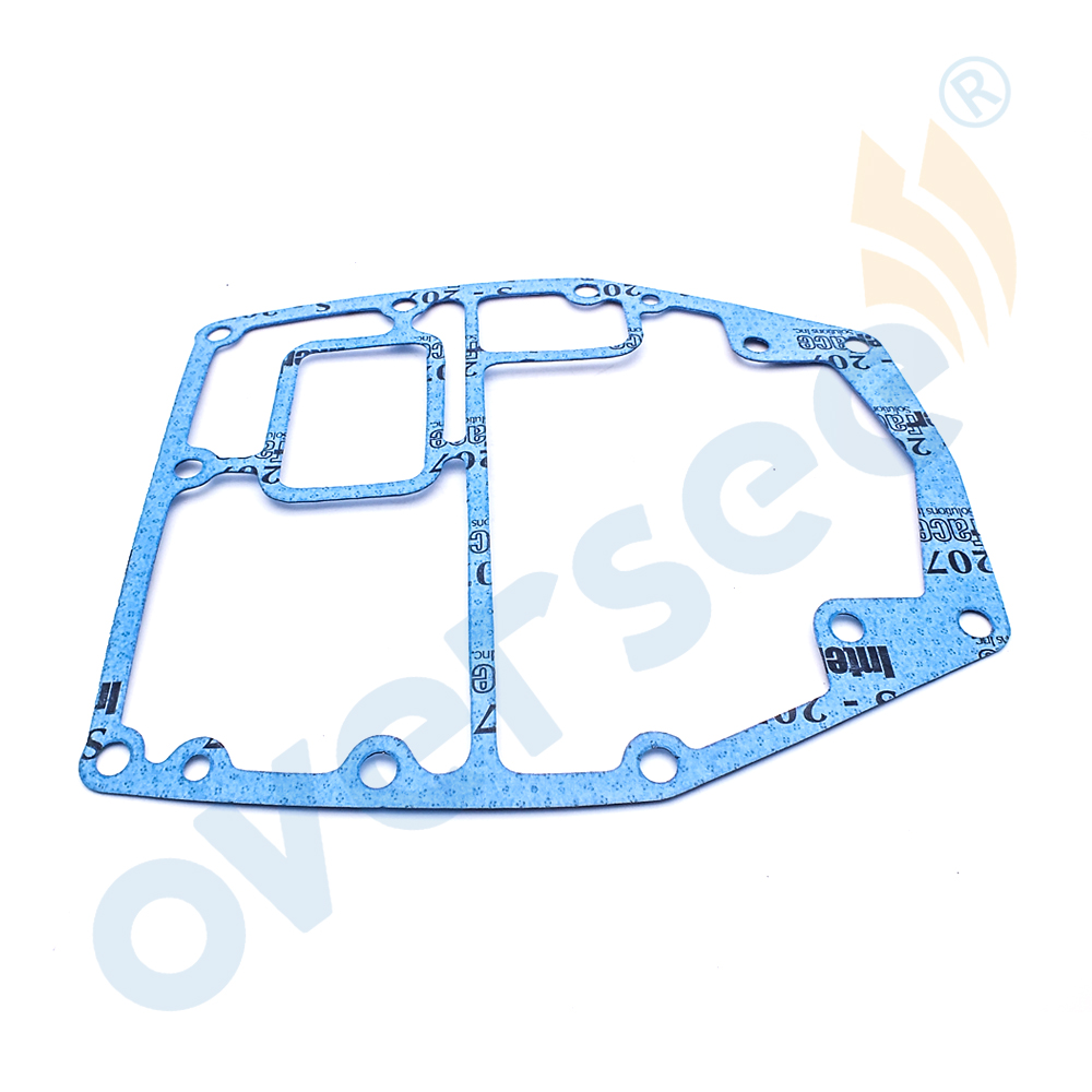 OVERSEE Gasket (metal inside) 688-45113-A0-00 For Yamaha 85HP 75HP Outboard Engine Upper Casing GasketOVERSEE Gasket (metal inside) 688-45113-A0-00 For Yamaha 85HP 75HP Outboard Engine Upper Casing Gasket