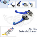For HONDA 125 SUZUKI 250 YAMAHA 450 YZF 125/250 KTM 150 KAWASAKI 500 CR YZ RM KX CR Motorcycle CNC Pivot Brake Clutch Levers