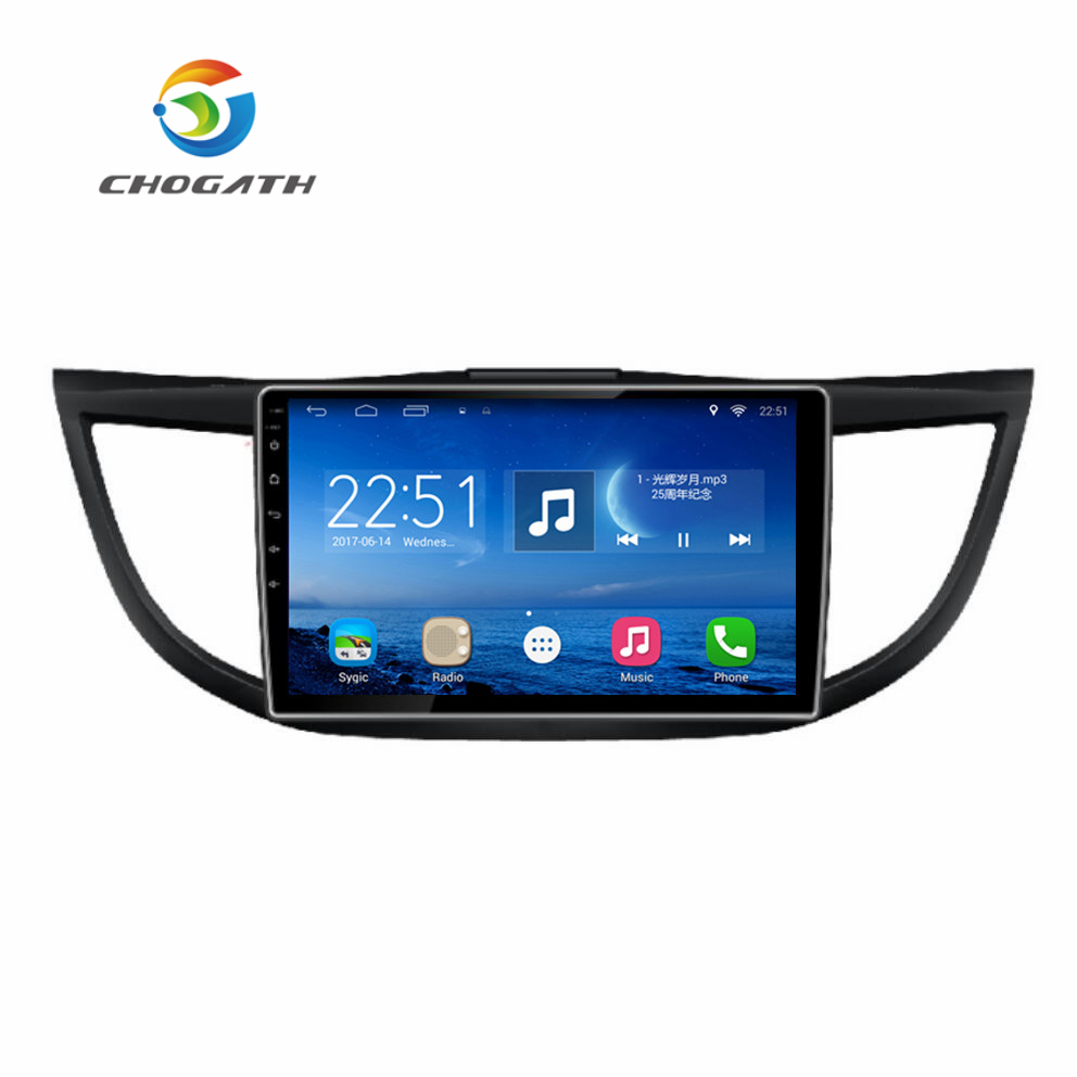 ChoGath 9 Quad Core 1 6GHz RAM 1G Android 6 1 Car Navigation GPS Player for