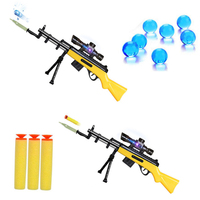 New Outdoor Fun Sports Manual water gun Gatlin Barrett sniper gun boy playing with children's toy gun Toy for children