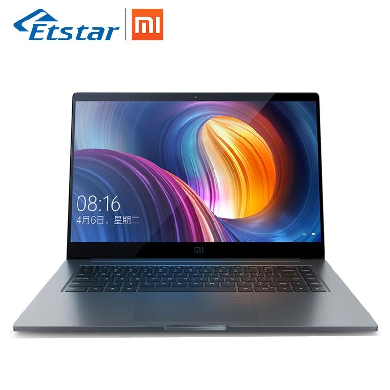 Оригинал Сяо mi Тетрадь Air Pro 15,6 дюймов ноутбуков Intel Core i5/i7 Процессор NVIDIA 8 ГБ 256 ГБ SSD отпечатков пальцев Windows 10