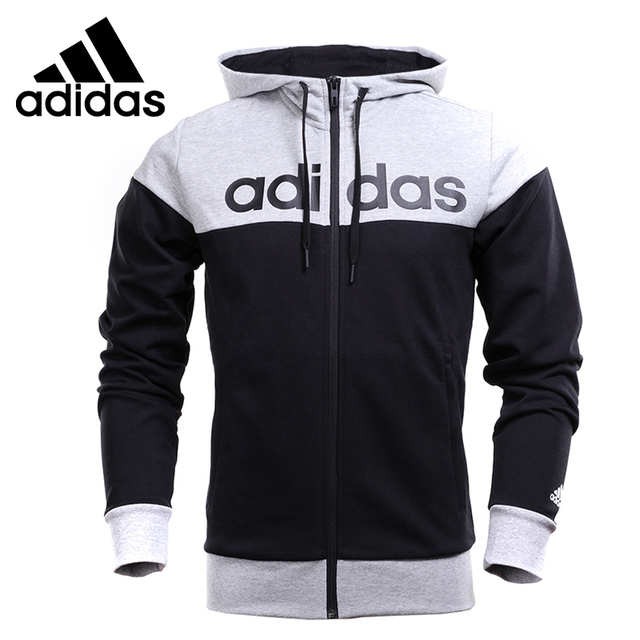 c33f46965848 Original New Arrival Adidas ATHLETICS ITEMS Men s jacket Hooded Sportswear