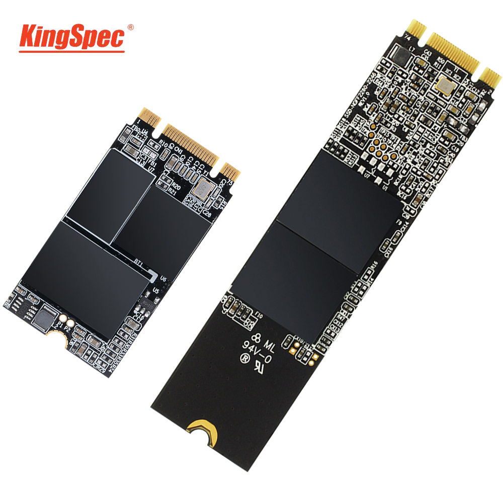 Kingspec SATA Signal 2242 M.2 SSD 64GB 128GB Disco Duro SSD 256GB 512GB 2280 Interne M2 HDD Hard Disk for Laptop/Tablet/Notebook original ijoy saber 100 kit with 5 5ml diamond subohm tank 100w saber 20700 battery box mod electronic cigarette