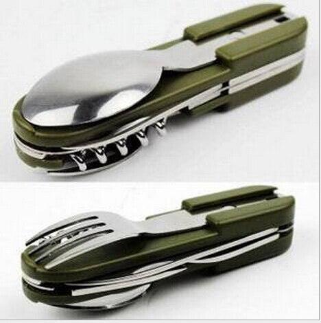 Popular Swiss Army Knife Spoon Fork Buy Cheap Swiss Army