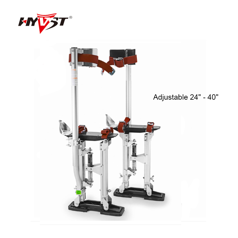 Drywall Stilts Adjustable 24 40 cm Painters Walking Taping Finishing Tools