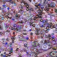 Тайдиан Miyuki Seedbeads смешивает круглые стекляруса смешанный произвольно цвета и размер поделки из бисера рабочие аксессуары 5 г/лот