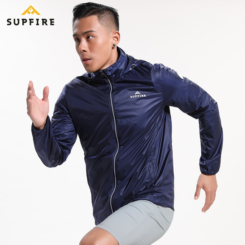 Supfire Jerseys Running-Jackets C18 Waterproof Coat Long-Sleeve Fishing Men Cycling Riding-Sunscreen
