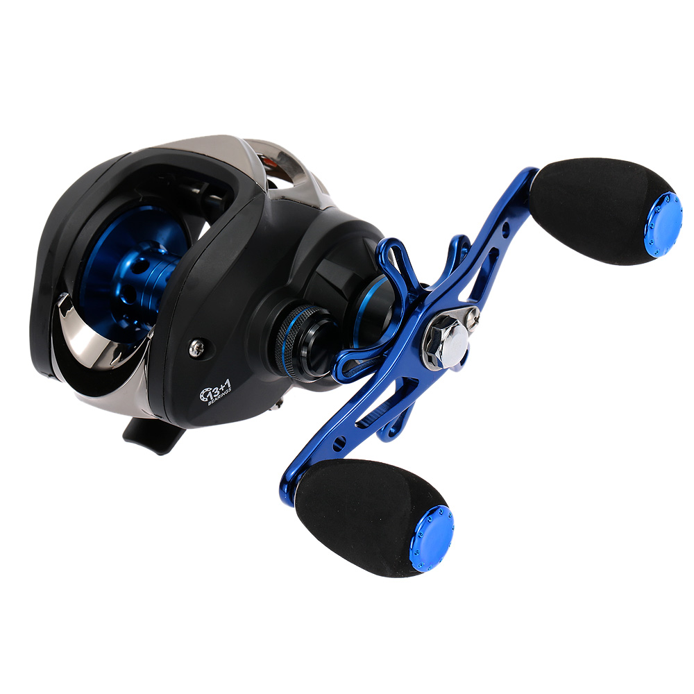 Baitcasting reel saltwater for Discount fishing reels