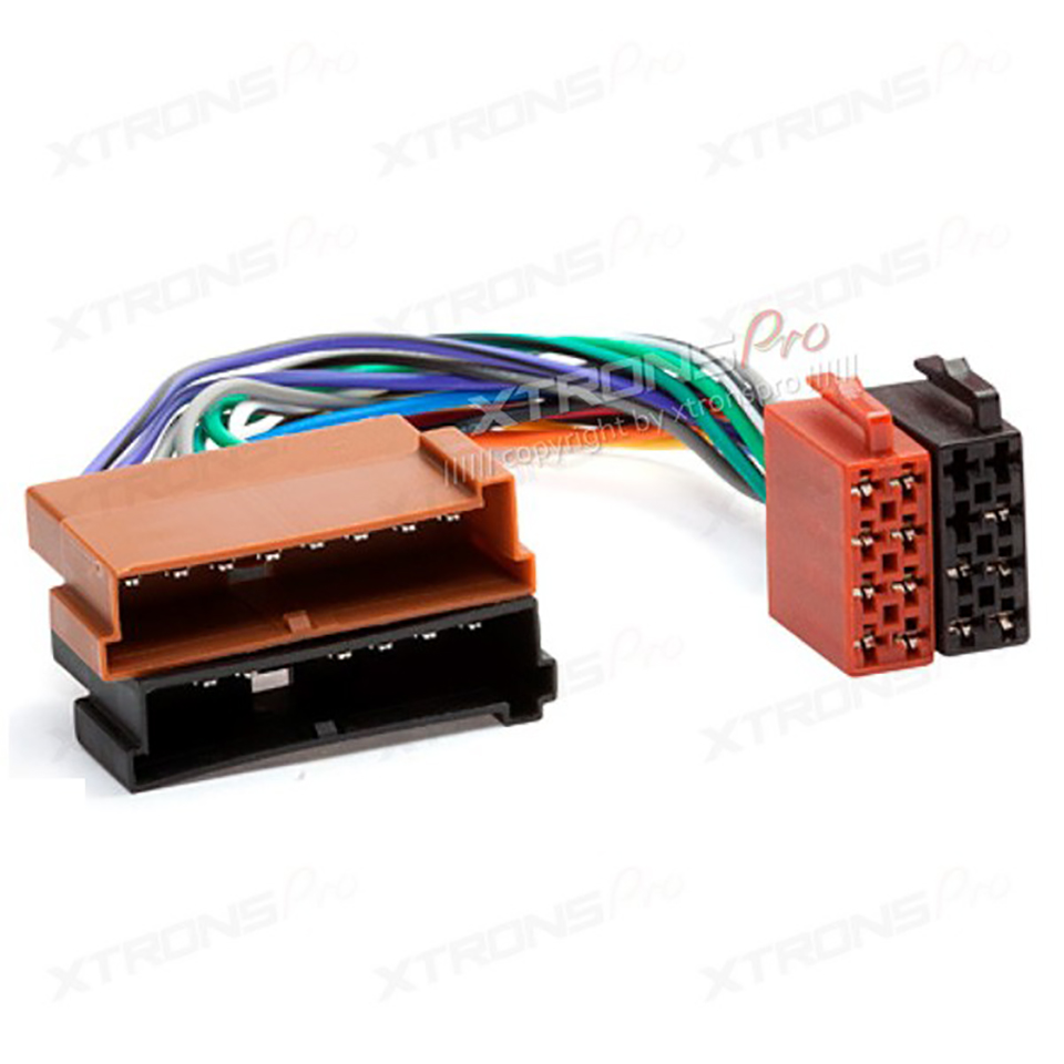 Car Stereo Iso Wiring Harness For Font B Ford B Font Font B Radio on Ford Stereo Wiring Harness Adapter