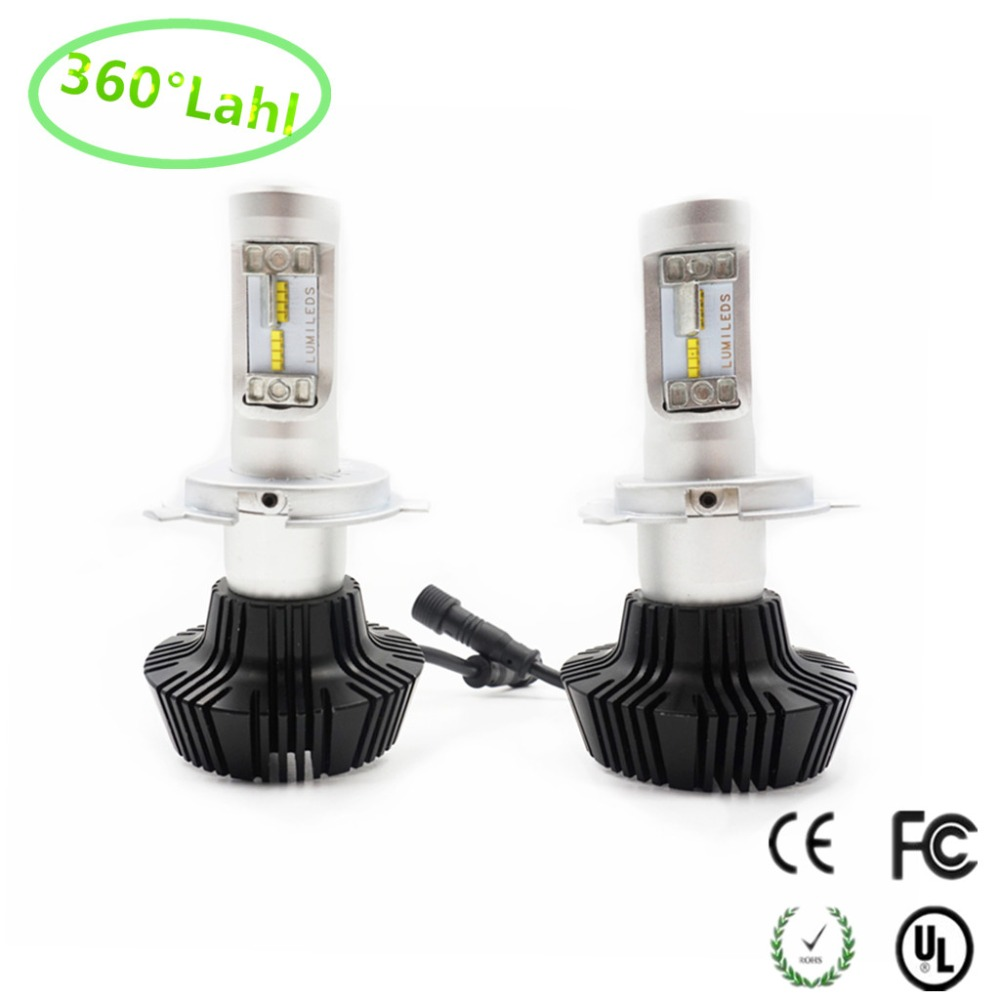 2017 K6 H4 H7 H11 H1 H3 9005 9006 9007 9012 COB LED Car Headlight Bulb Hi-Lo Beam 80W 10000LM 6500K Auto Headlamp 12v vanaep h4 h7 h11 h1 h13 h3 9004 9005 9006 9007 9012 cob led car headlight bulb hi lo beam 45w 5400lm 6000k auto headlamp 12v 24