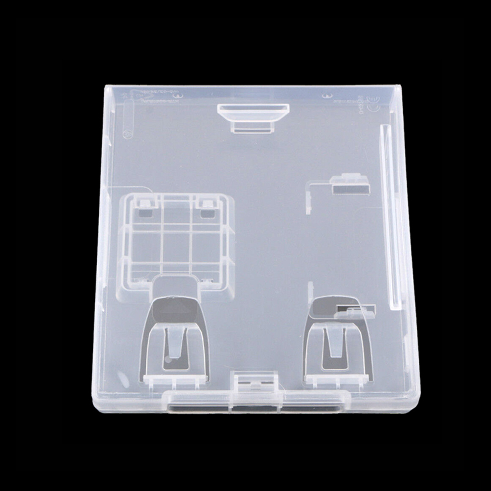 High Quality Game Card Case Box For N-D-S Lite For N-D-S-L For N-D-S Storage Box