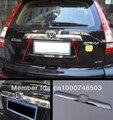 Для Honda CRV CR-V 2007 2008 2009 2010 2011 ABS Chrome Задняя Крышка Багажника Крышка Отделка новая!